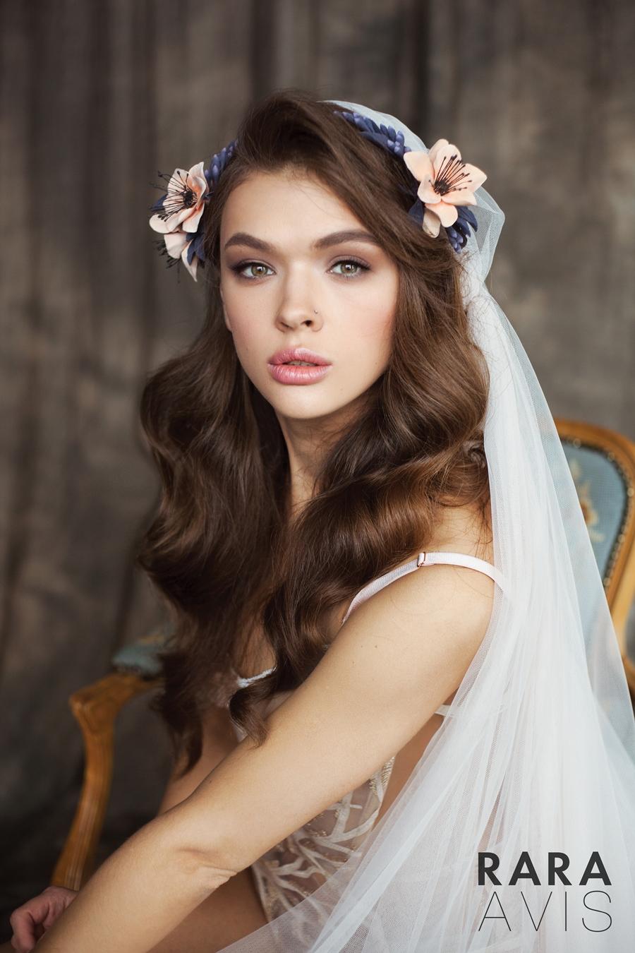 Эльфийский ободок для волос