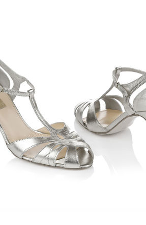 Rss   ginger silver pair toe to toe