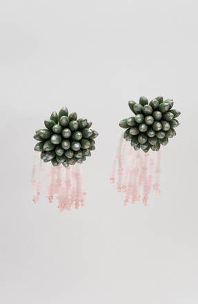 Earrings  cacti