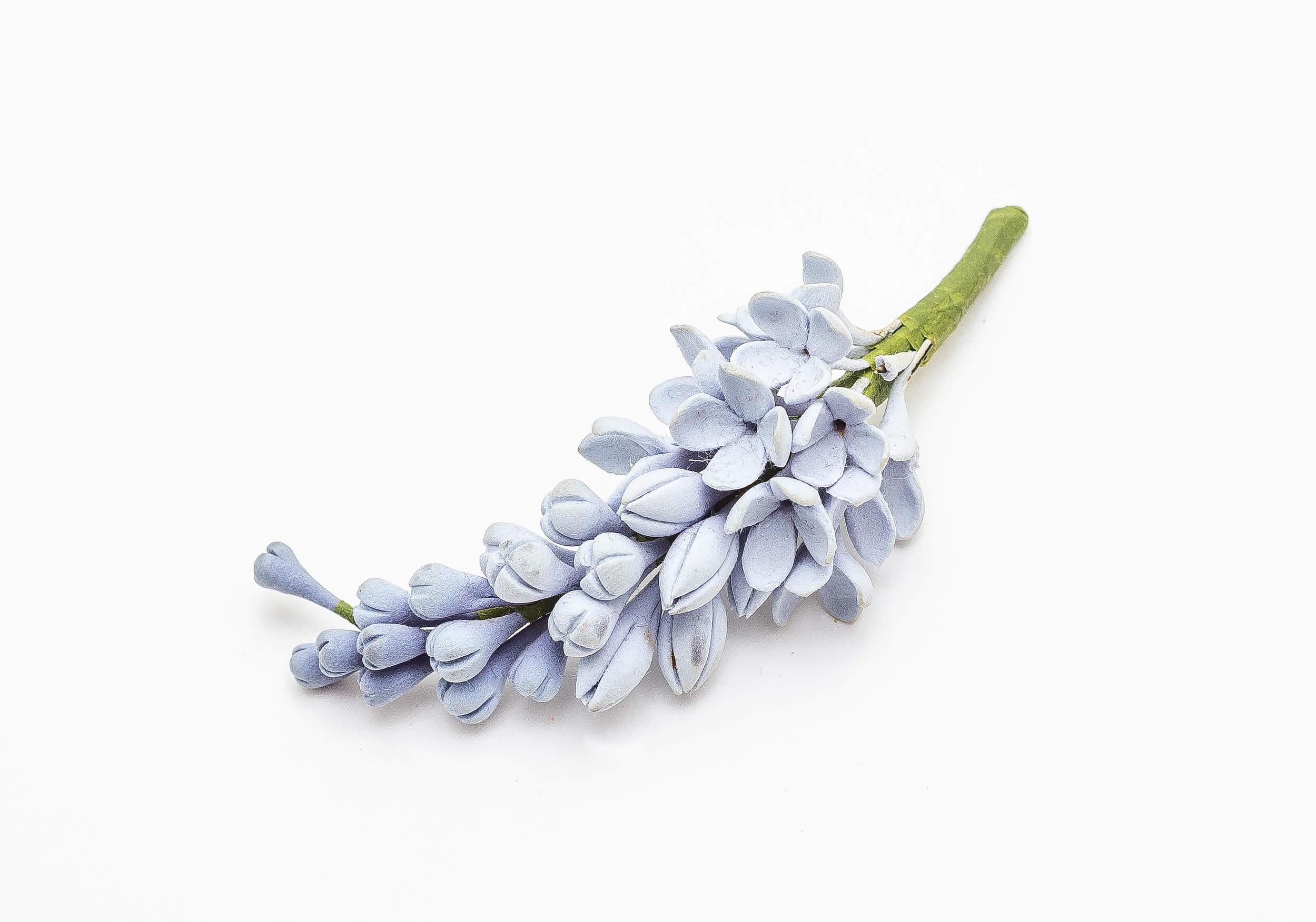 Украшение в волосы Branch of lilac