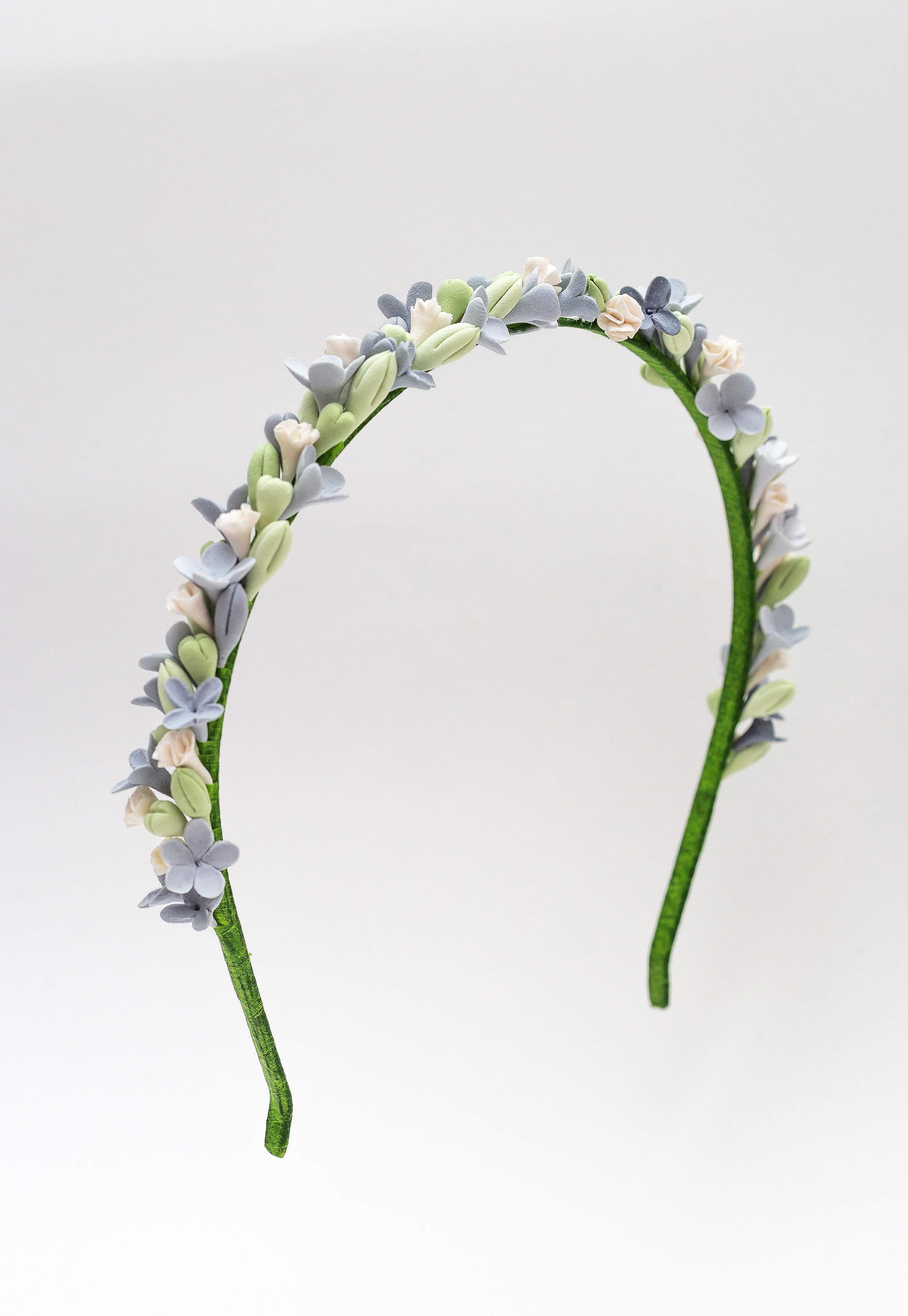 Ободок  Lilac