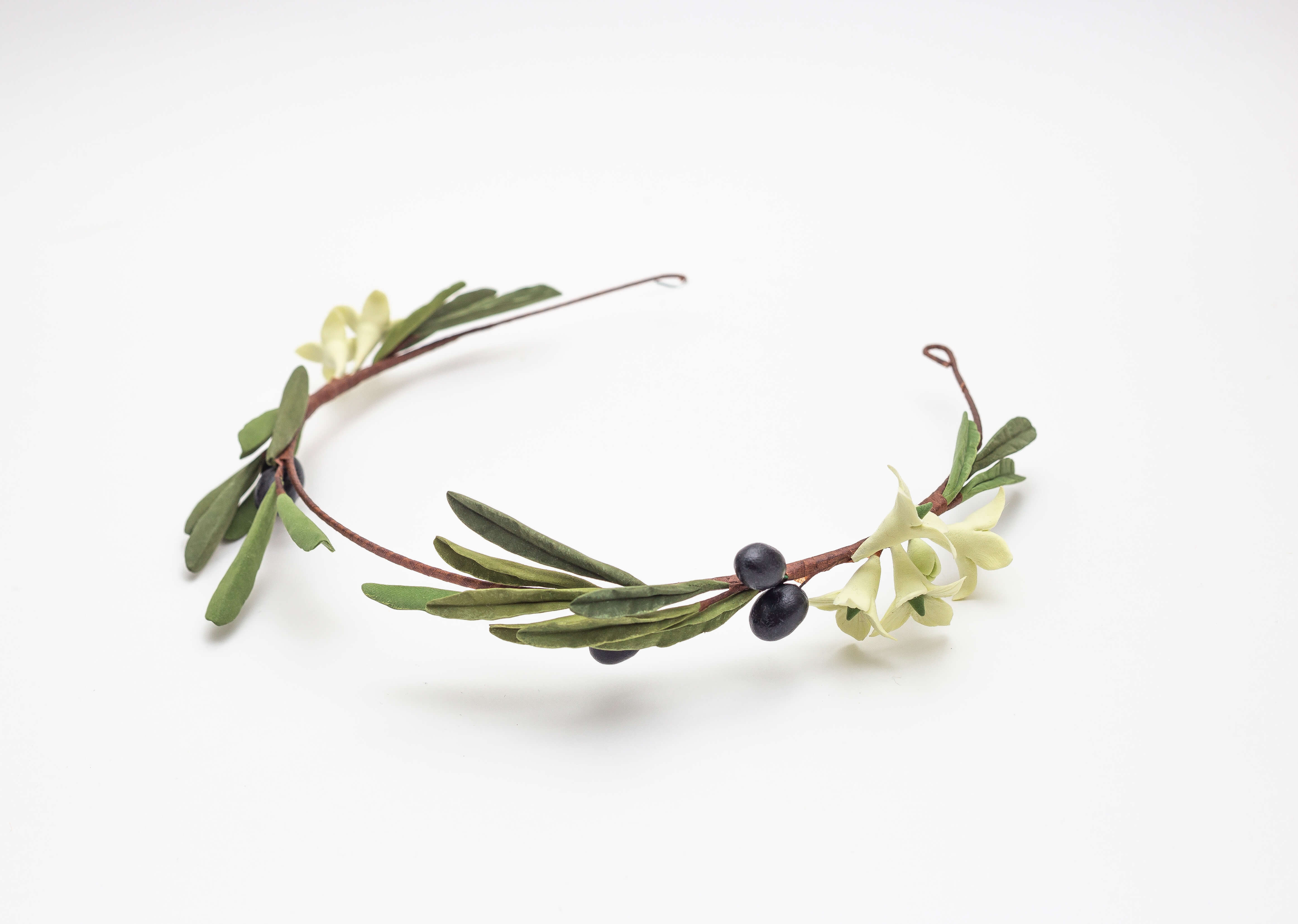 Ободок Olive