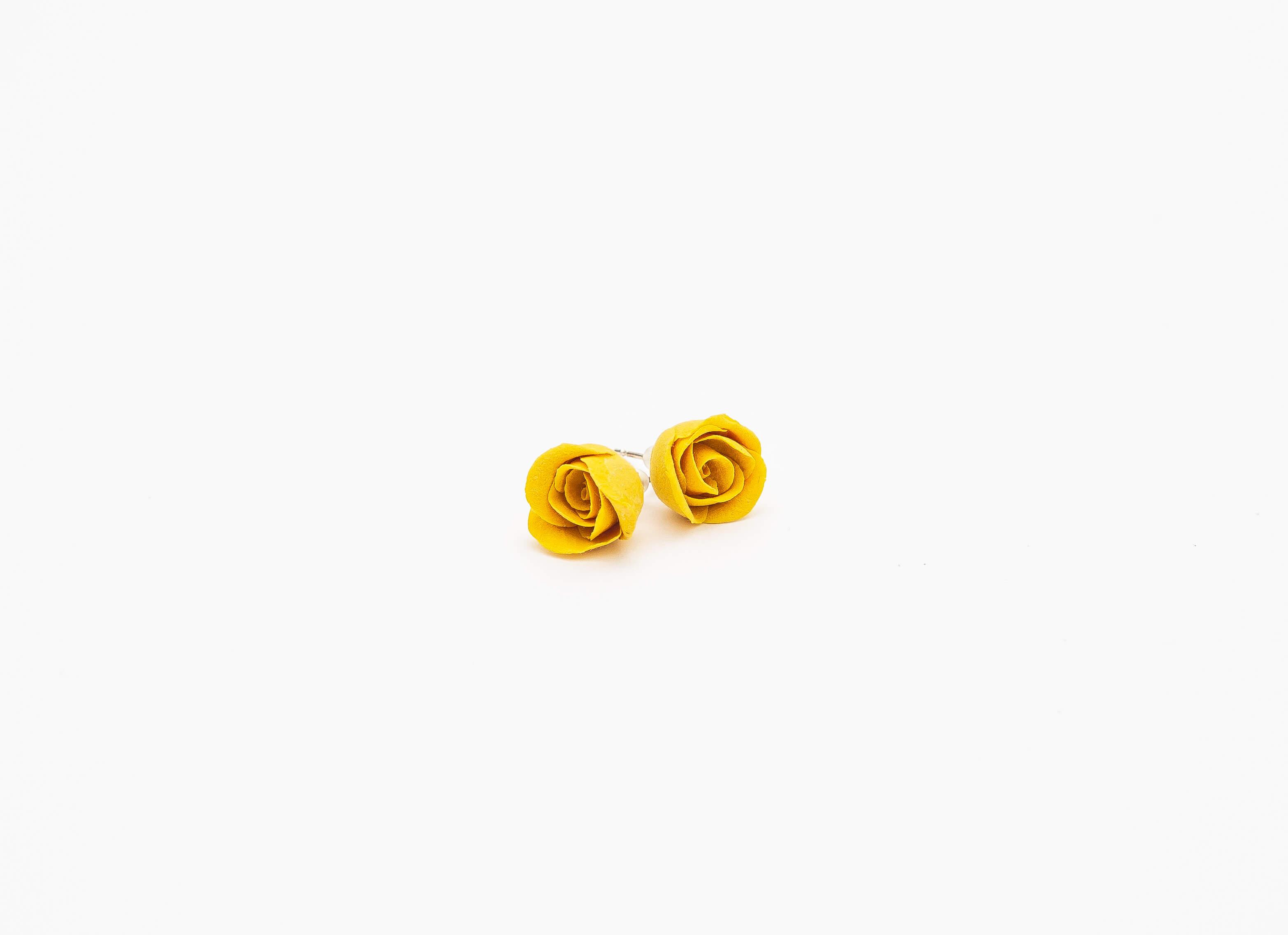 Серьги Roses