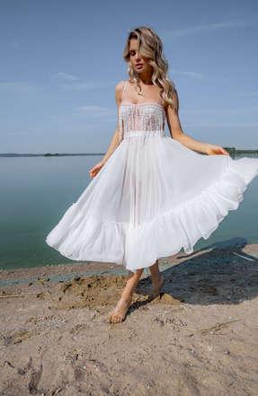 Bastet   berry skirt