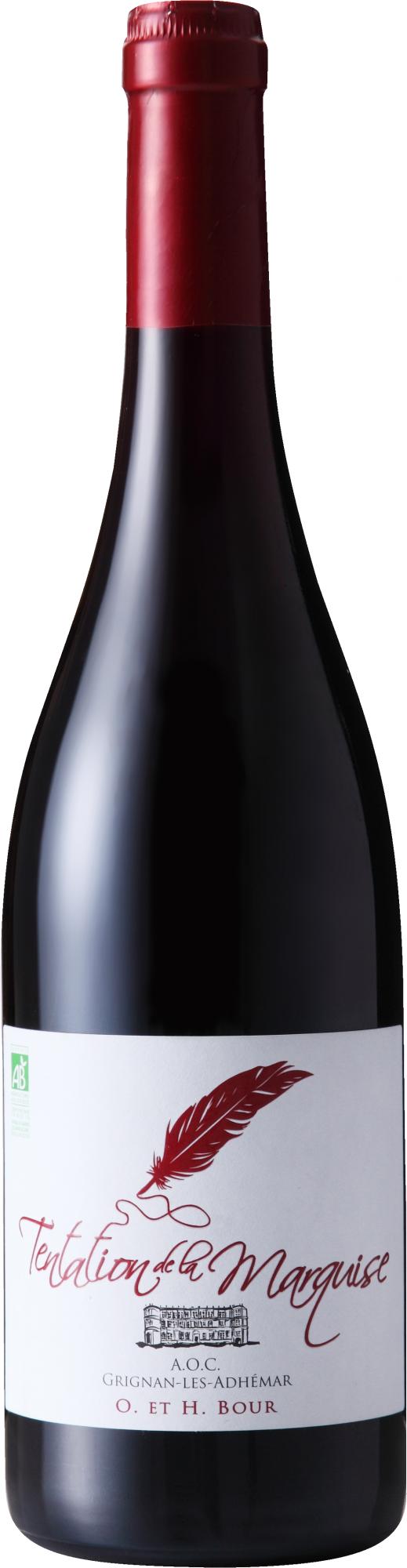 domaine de grangeneuve tentation de la marquise bio kwast wijnkopers