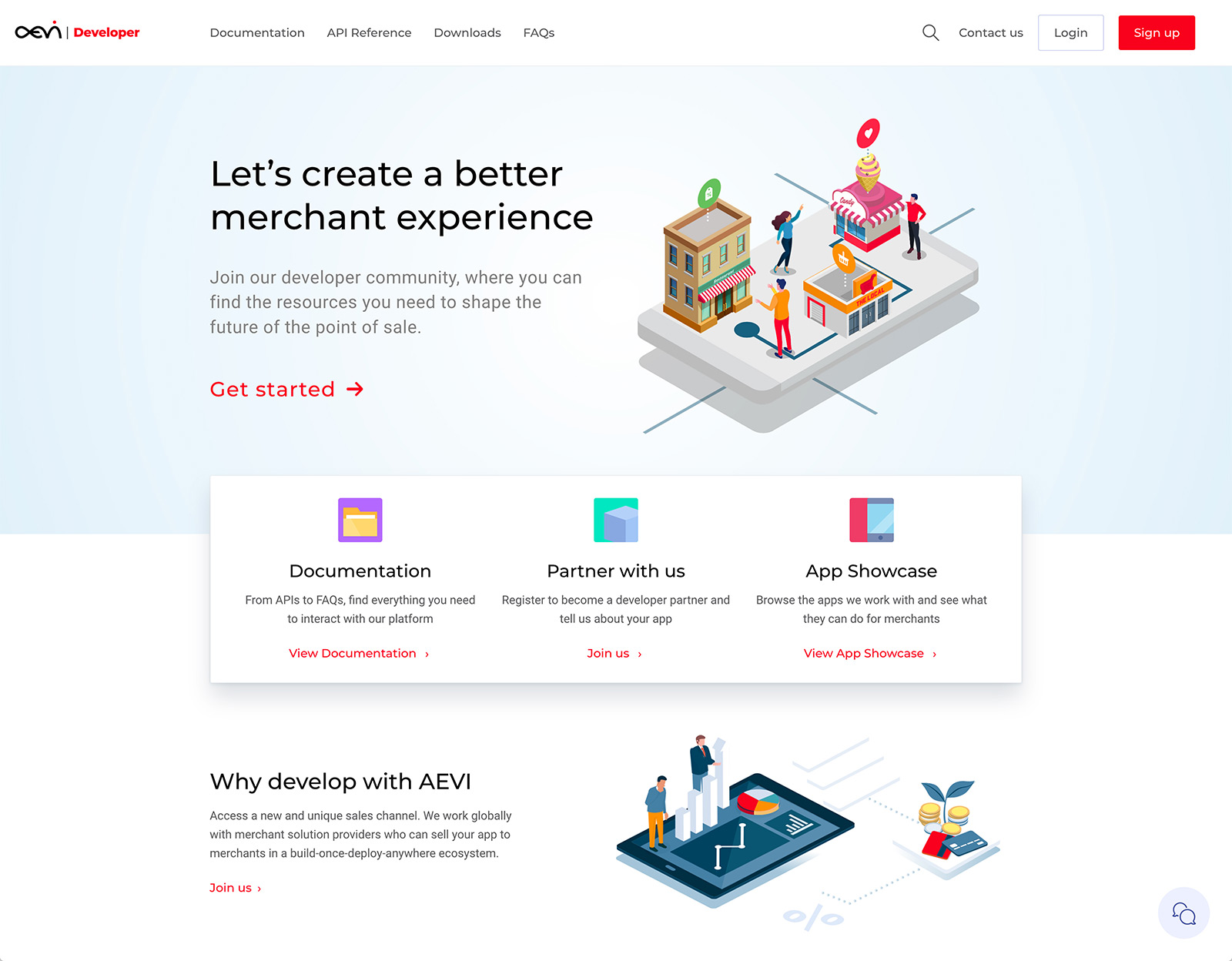 AEVI Developer Portal
