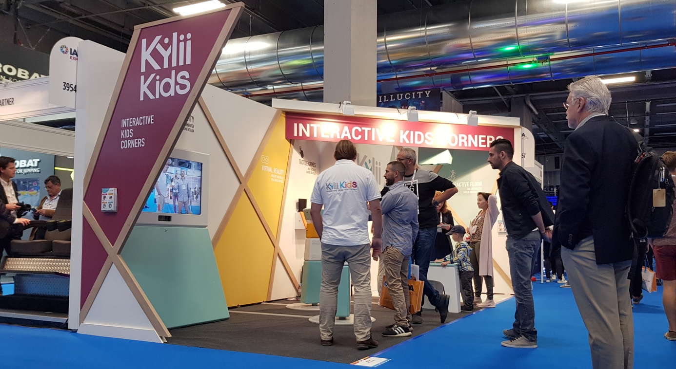 Kylii Kids en EuroShop 2020