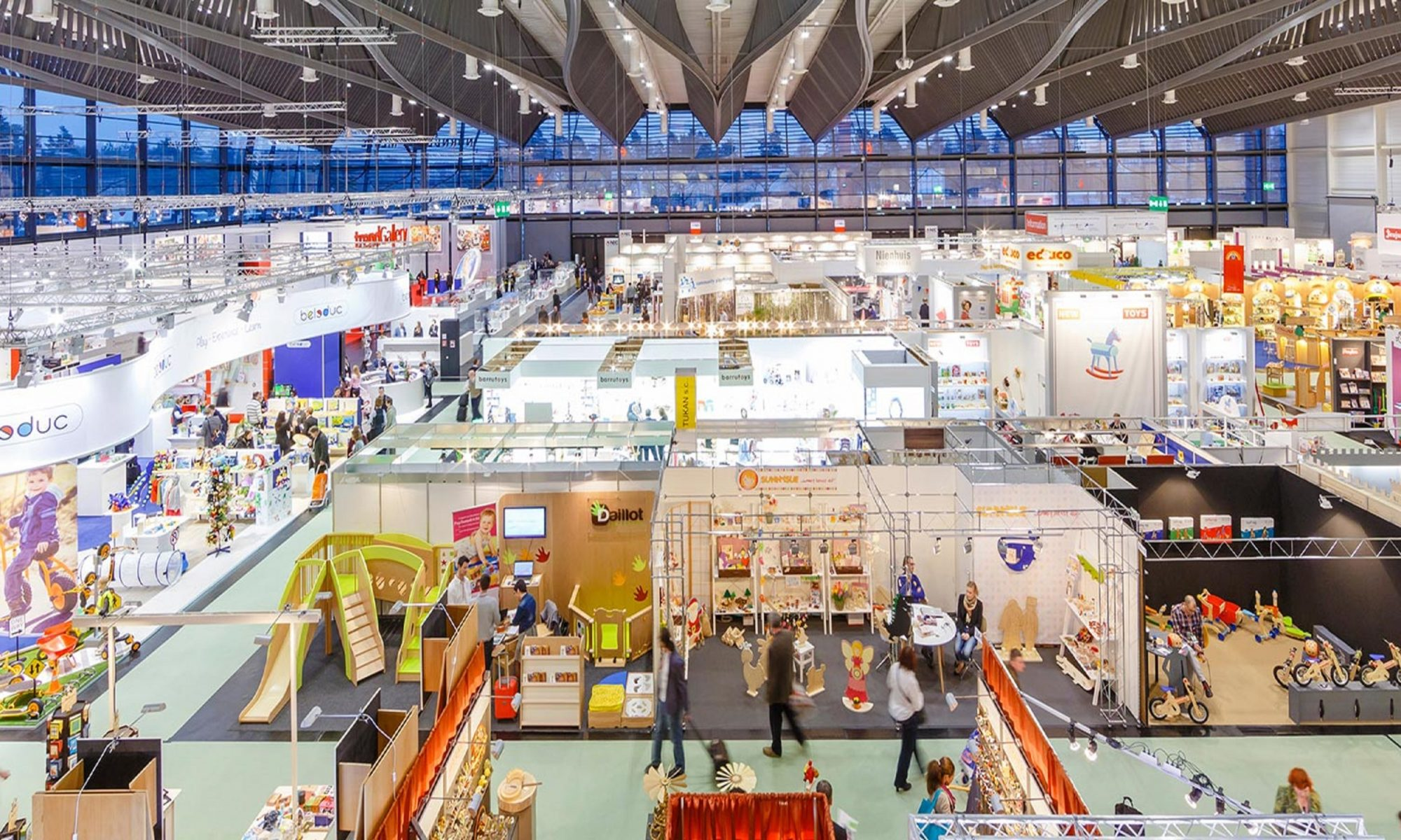 Kylii Kids Spielwarenmesse exhibition