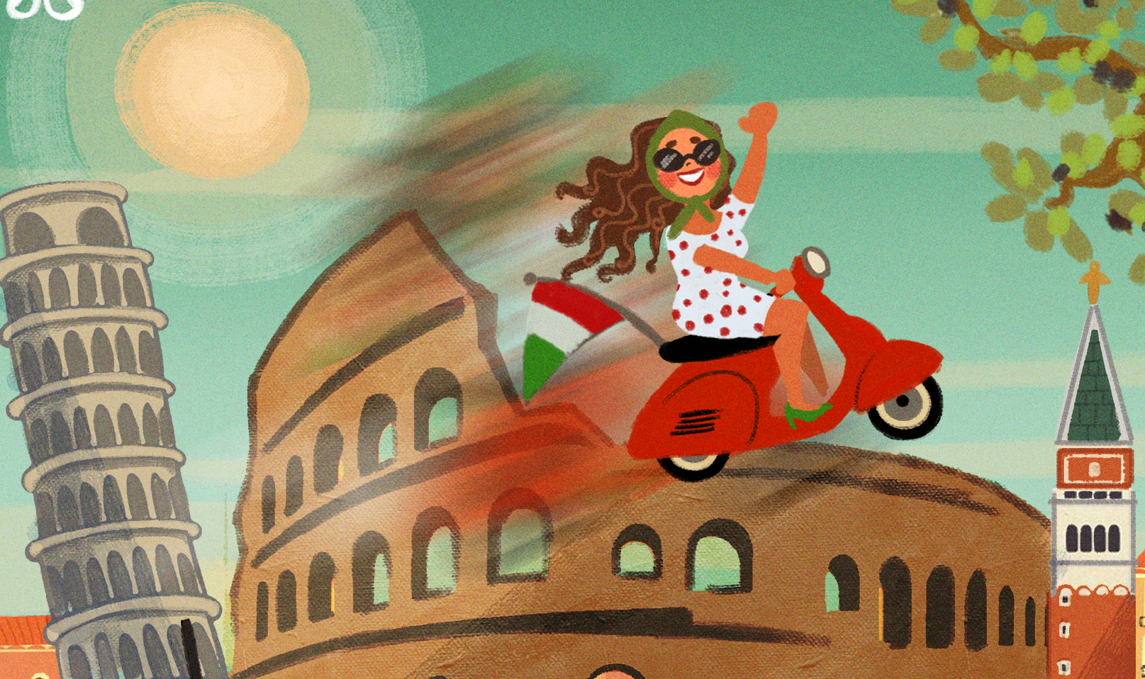 Kylii Kids Italy Glamour lab