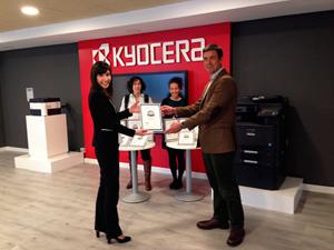 KYOCERA Document Solutions suma 41 premios BLI desde el 2006