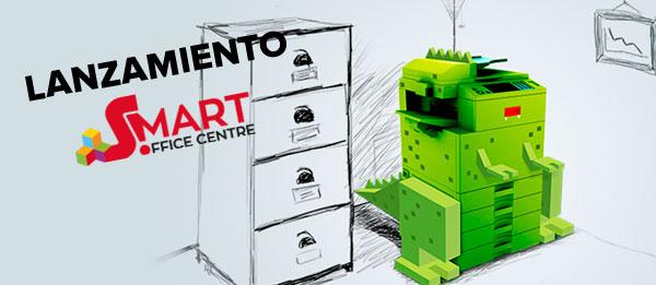 KYOCERA lanza Smart Office Centre, el paso de la oficina jurásica a la inteligente ya es posible más fácil que nunca