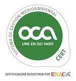 Certificación ISO 14001