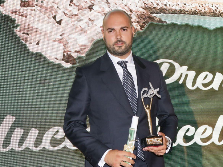 Coanda recibe el premio Andalucía Excelente 2019 a la empresa líder en 'Servicios a empresas'