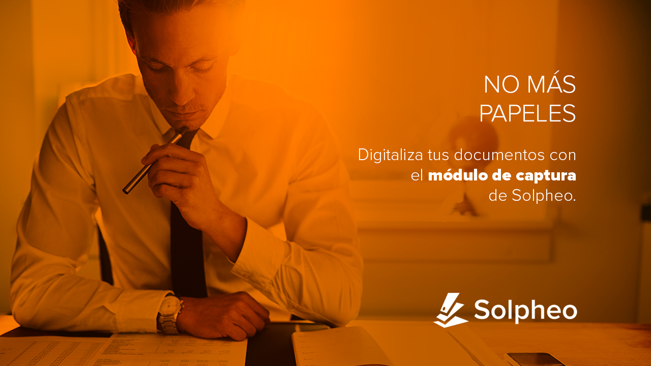 KYOCERA presenta Solpheo KCM, la nueva solución de captura y automatización de documentos