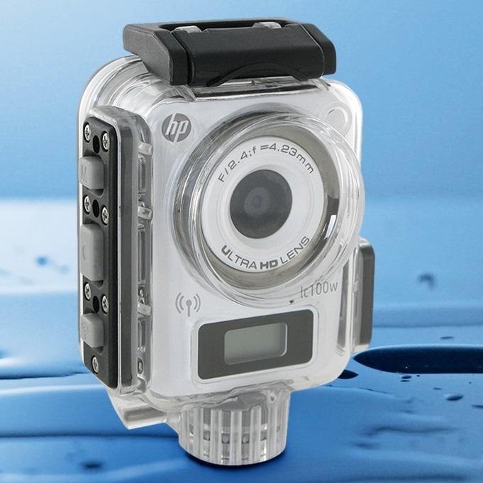 HP-LC100W akzio kamera
