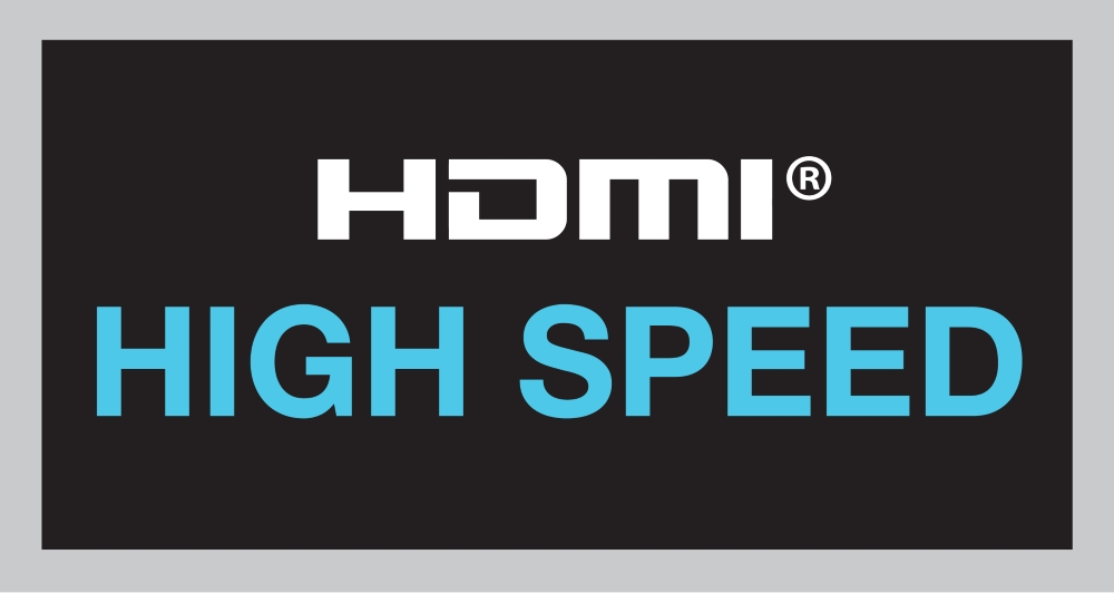 Câble HDMI High Speed