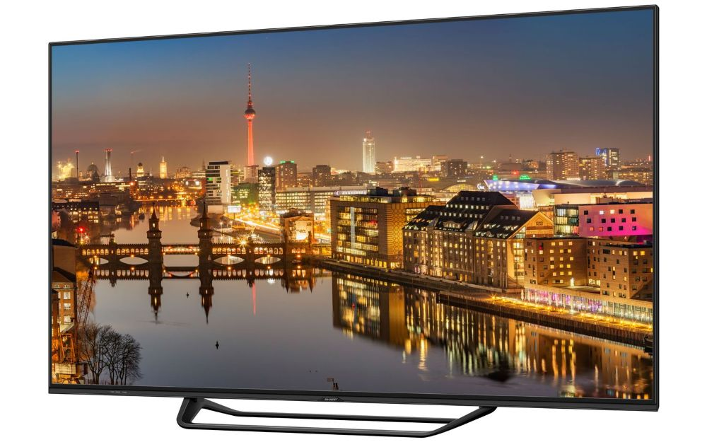 TV Sharp Aquos 8K 178cm