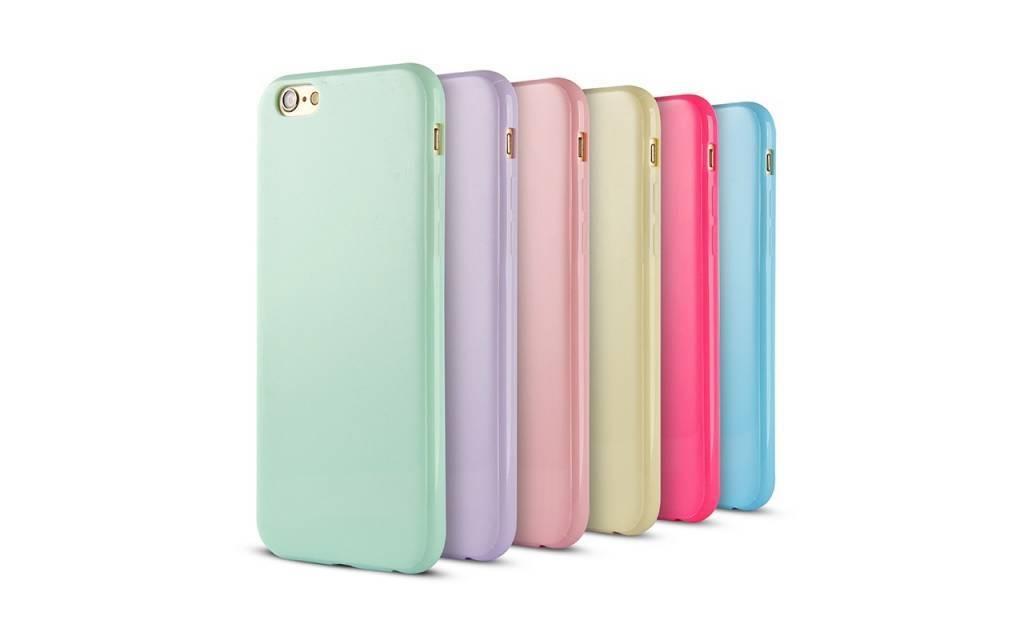 Coques de couleur pour iPhone