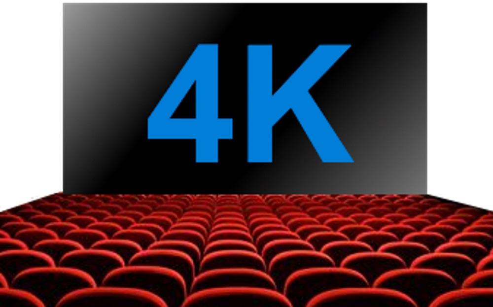 Cinema DCI 4K