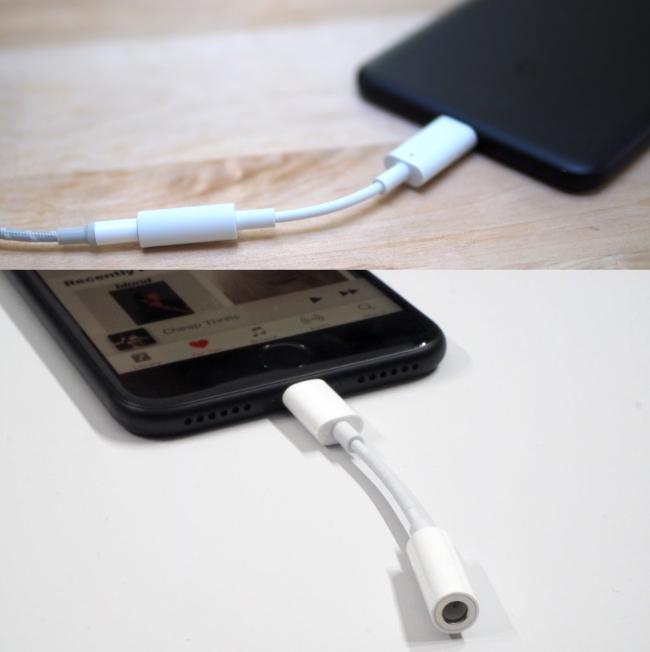 Adaptateur USB Type-C vers Jack 3.5mm