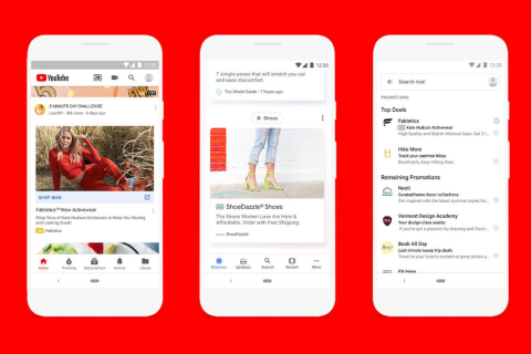 817047b84f8c51 Google unveils slew of new digital ad formats in Amazon battle