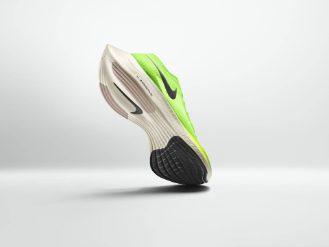 7a5590aa2a6 The Science Behind Nike s New ZoomX Vaporfly Next% Marathon Shoe