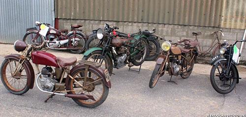 2015 South of England RealClassic Bike Show