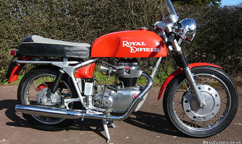 Buying Classic Bikes at Auction