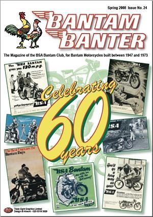BSA Bantam Club Magazine