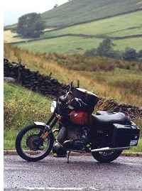 Looks like the Lake District, probably 1988.