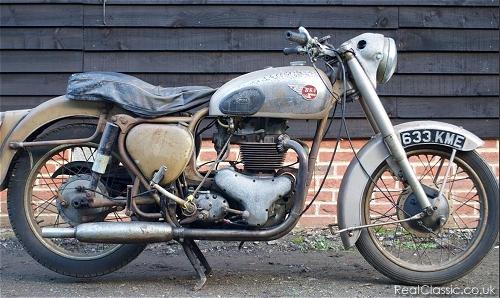 You can't beat a bit of patina...