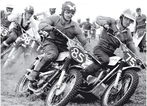 Off Road Giants; Heroes of 1960's Motorcycle Sport from Amazon