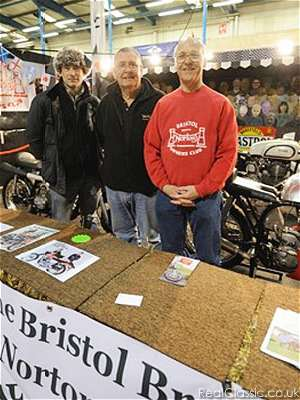 Bristol Classic Motorcycle Show 2014