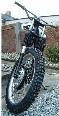 Fonrt brake looking a bit serious? Read on...
