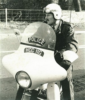PC 107 Joseph Heddwyn Jones