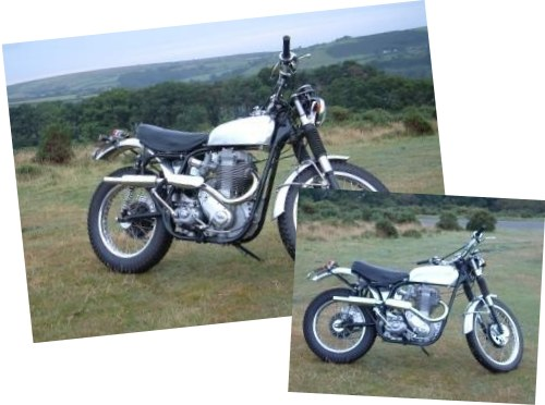 ...and the photos of the finished bike are all much too small...