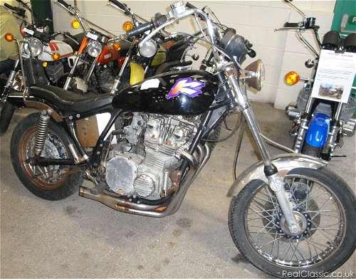 Kawasaki Z1...