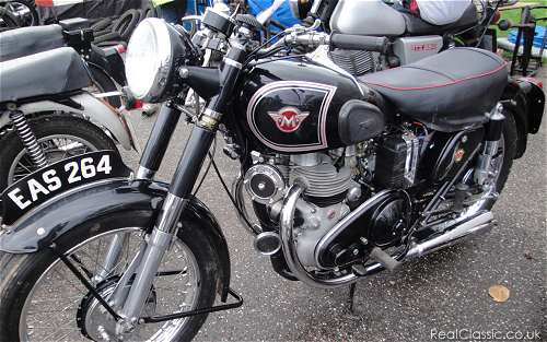 Matchless G9...