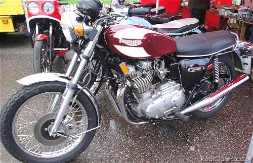 Triumph Trident T160...
