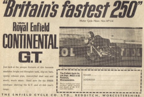 When 'Continental' was exotic.