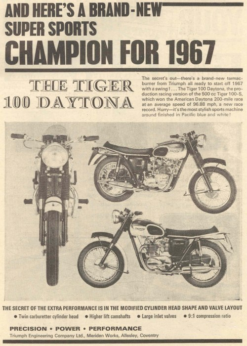 1967, and the CB750 is about to redefine everything.