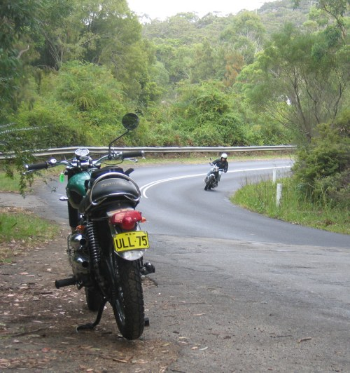 This is definitely either near Sandringham, or the Ku-ring-gai National Park.