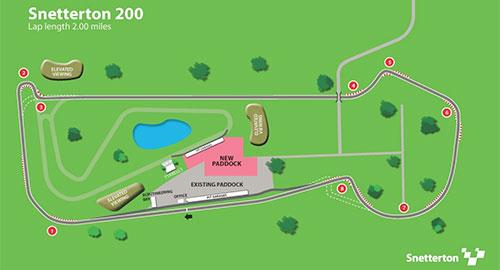 Snetterton 4 Hour: Endurance Legends