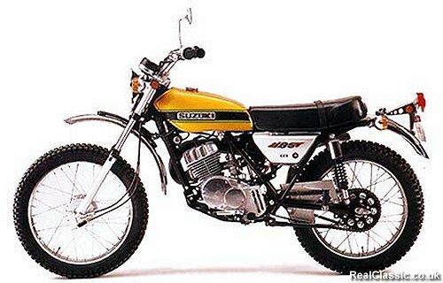 70's Japanese trail bikes rock...