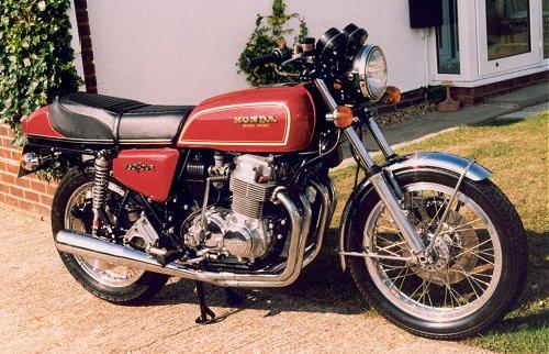 1975 CB7570 F1 - Bigger, heavier, and better?