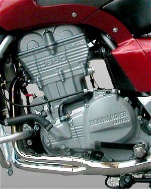 A fine motor.