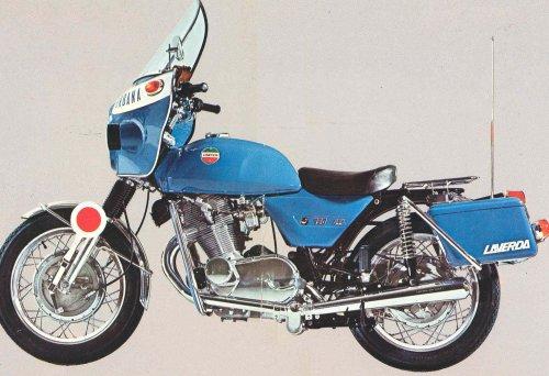 750 Police Bike