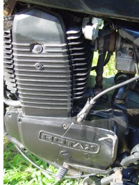 Rotax engines turn up everywhere.