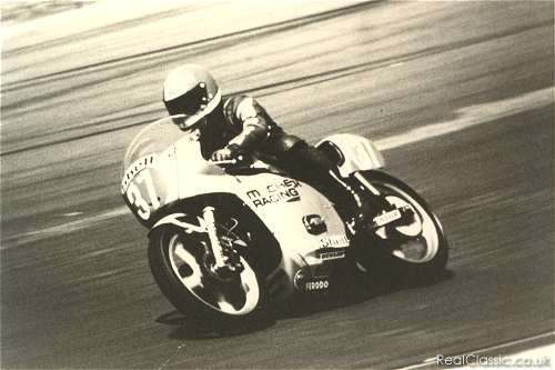 At speed. Nice...