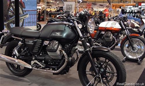 Moto Guzzi V7 Stone - Best looker? ...